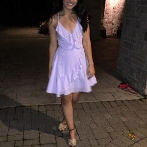 UO Lilac Summer Dress